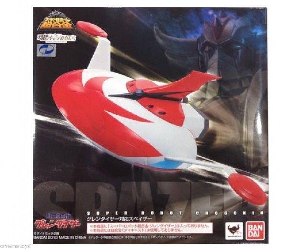MODELLINO DISCO VOLANTE SPAZER UFO ROBOT oroRAKE oroORAK FLYING SAUCER gx,vega