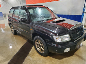 1998 Subaru Forester Stb