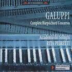 Sämtliche Cembalokonzerte (GA) von Rita Peiretti (1999)