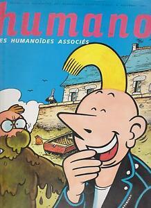 Humano-N-4-Novembre-1990-Chiatta-Moebius-Bilal-Novita-Umanoidi