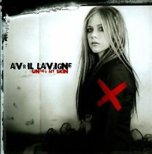 Avril Lavigne Under My Skin CD My Happy Ending Fall to Pieces 2004