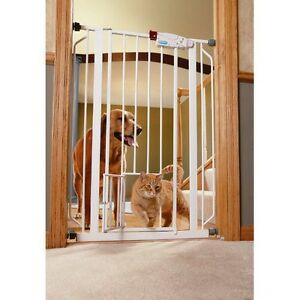 Image Is Loading Carlson Pet Products Extra Tall Pet Gate With
