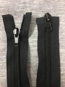 34-86-5cm-Black-Zipper-2-Way-O-End-1-Zip