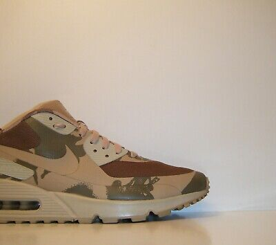2013 Nike Air Max 90 HYP SP Hyperfuse Camo 12 chanvre militaire Duck 624727 220 | eBay