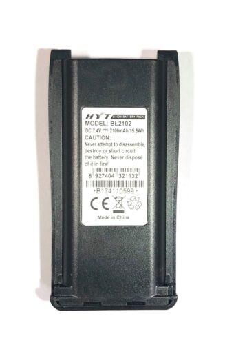 Hytera Battery BL2102 Li-ion 2100mAh 7.4v for TC-700 TC-780M TC-780 TC-700P