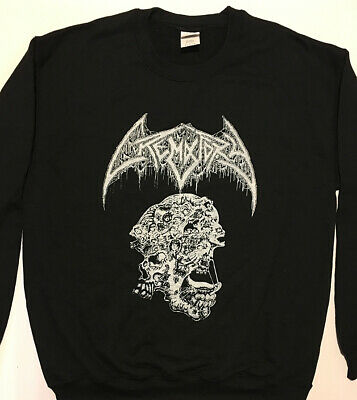 GRAVE SWEAT SHIRT Swedish death metal T Entombed MORBID ANGEL Dismember S XL
