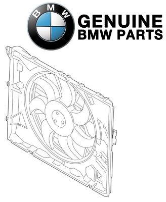 NEW For BMW E90 E92 M3 4.0L V8 2008-2013 Engine Cooling Fan Shroud Genuine