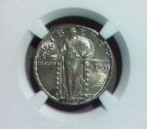 1925-Standing-Liberty-Silver-Quarter-NGC-MS-64