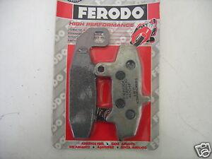 147-Paar-Bremseklotz-FERODO-vorne-Suzuki-DR-650-750-800