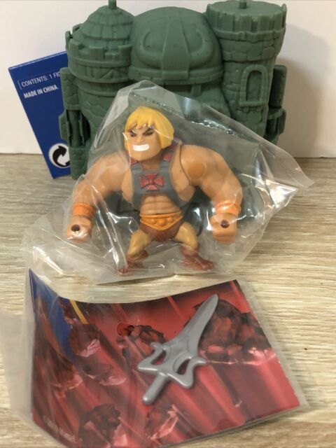 Maîtres de l'univers Eternia Minis Figure HE-MAN!!! Masters of the Universe
