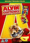 Alvin And The Chipmunks / Alvin And The Chipmunks 2 - The Squeakquel (DVD, 2010, 2-Disc Set, Box Set)