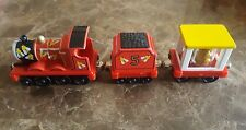 Thomas and Friends Take N Play Train James Goes Buzz Bee Car Engine Tender