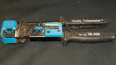 Ideal Industries Telemaster Cat. No. 30-496 Wees Onthouden In Geldzaken