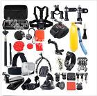 Basic Accessories Bundle Kit for GoPro Hero 4/Black/Silver Hero 5/4/3+/3/2