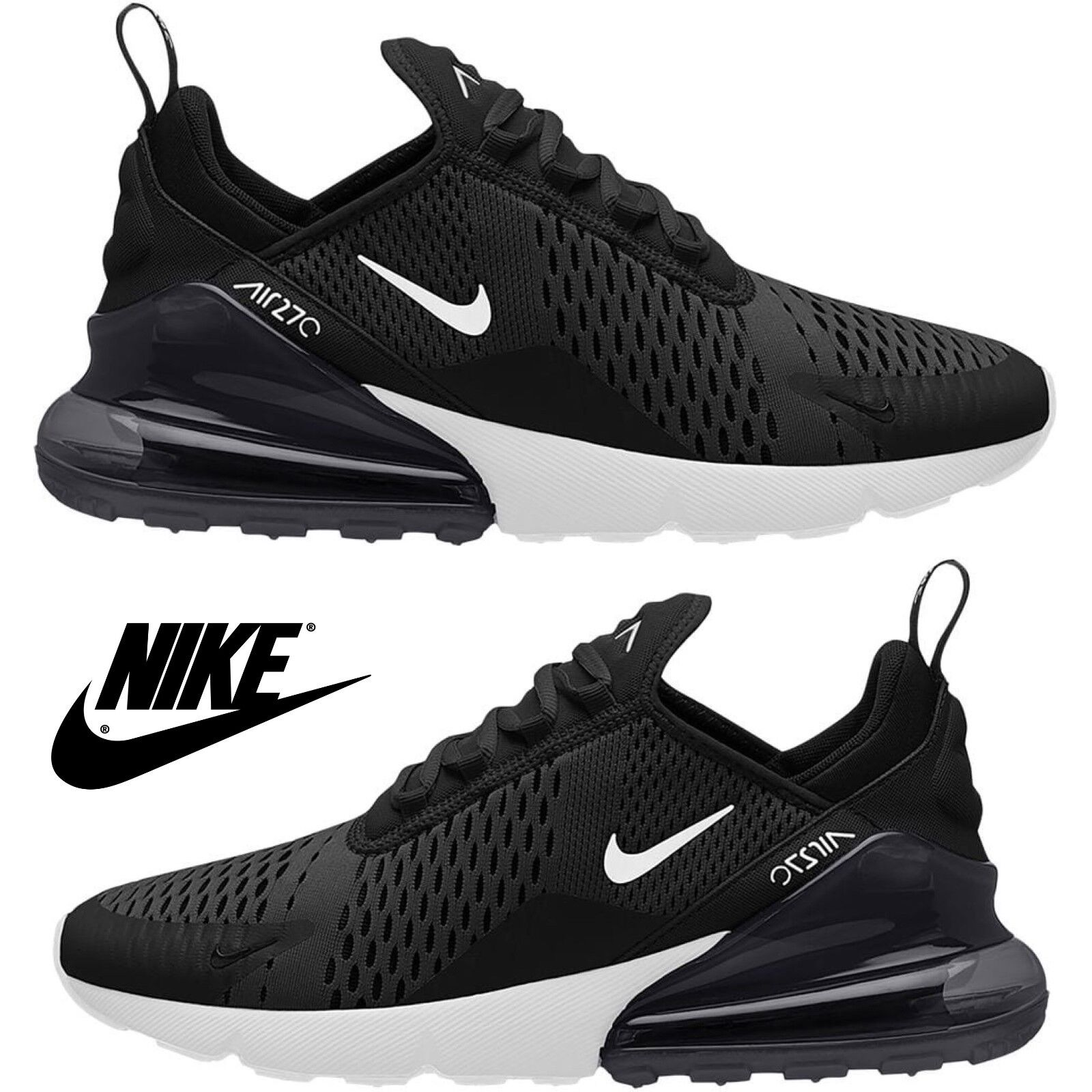 Nike Air Max 270 Men's Sneakers Casual Running Shoes Basketball Training Gym NIB