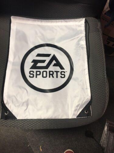 EA Sports Bag Drawstring Bag Brand New Free UK Shipping