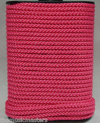 """Green Double Braided 1//8/"""" x 45/' HQ Marine Boat UTILITY ROPE Line Tie Down Cord"""