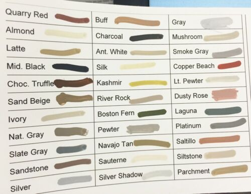 Grout Colorant Markers Colored Grout Pens 34 Colors Update Colored Grout