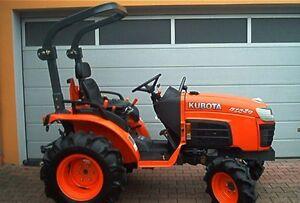 kubota b1830 b2230 b2530 b3030 tractor workshop service repair rh ebay com B3030 Kubota Mower John Deere 4066R Tractor