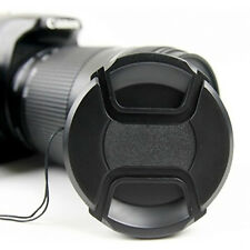 Objektivdeckel 58 mm Lens Cap Objektivschutz für Kamera Deckel Ersatz Snap