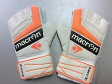 Macron Panther Futsal Fingerless Goal Keeper Gloves - Adult size 9 1/2