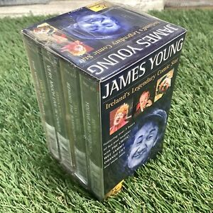 James-Young-4-Cassette-Tape-Pack-Northern-Ireland-Comedy-Our-Jimmy-Ulster
