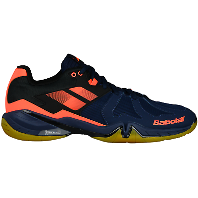 Clothing, Shoes & Accessories Faithful Babolat Shadow Spirit 42.5-49 Neu 90€ Badmintonschuhe Tour Team Propulse Indoor Warm And Windproof