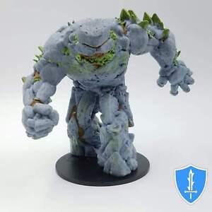 Details about Huge Earth Elemental Lord - Kingmaker Promo Pathfinder  Battles D&D Miniature NIB