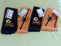 With Tags 4 Bealls Marketplace Of Florida Halloween Hand Towels