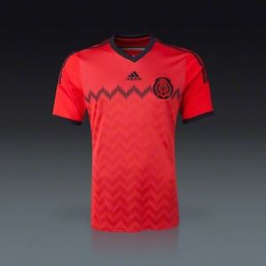 3c5860df704 Image is loading Adidas-Mexico-away-jersey-FIFA-World-Cup-2014