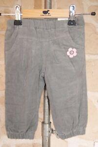 pantalon-gris-double-neuf-taille-6-mois-marque-Boboli