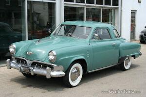 1952 Studebaker Champion Coupe
