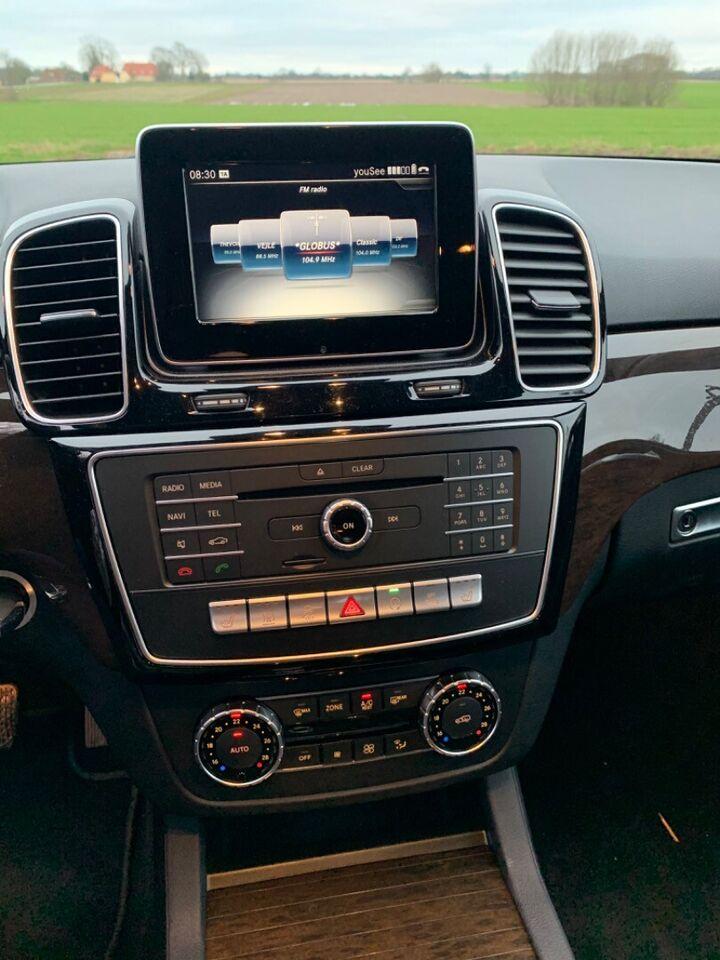 Mercedes GLE350 d 3,0 aut. 4-M Van Diesel aut. Automatgear