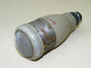 Small-Old-Microphone-Microphone-VEB-301-GDR