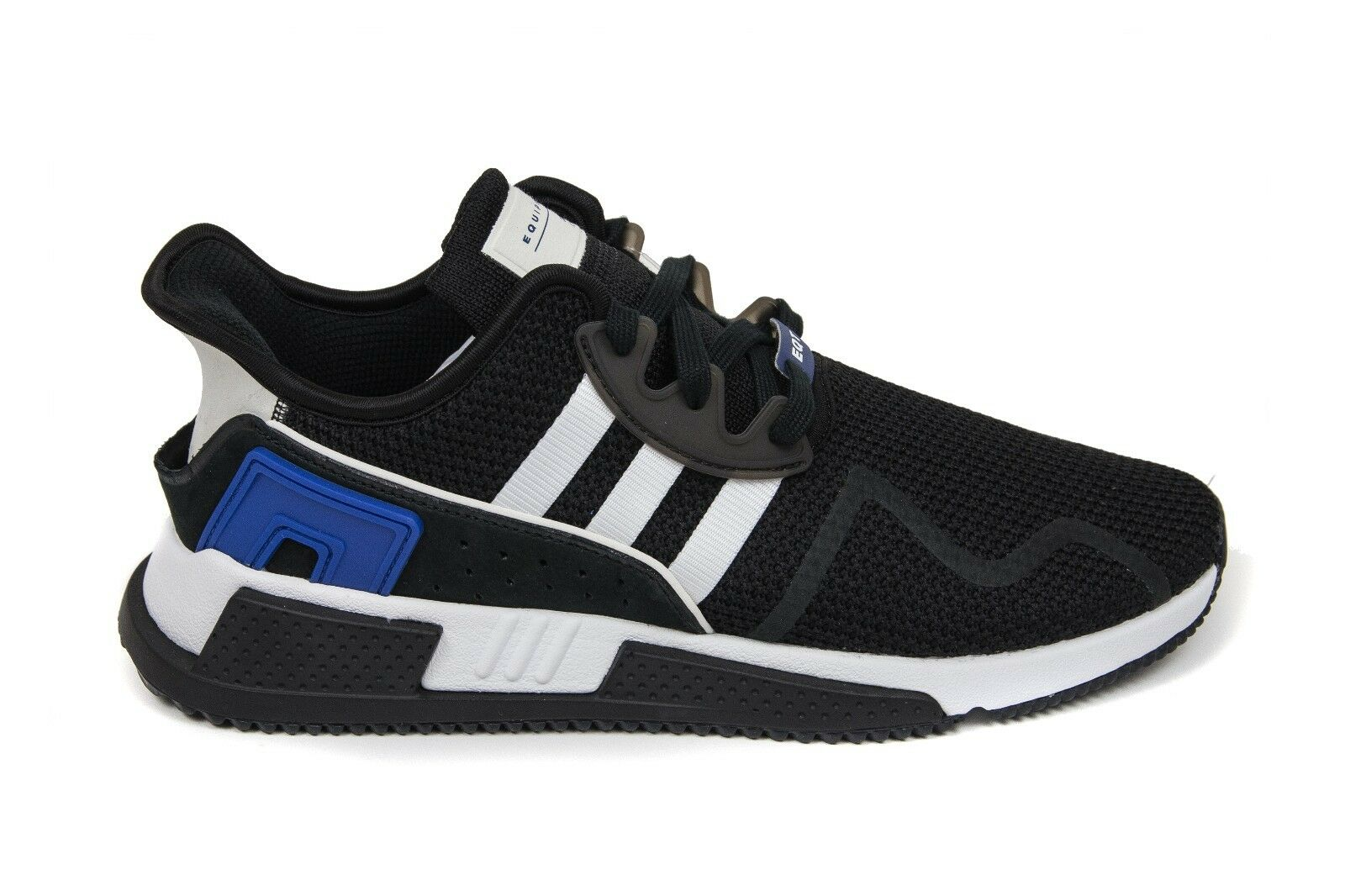 Adidas Originals EQT Cushion ADV in Core Ship Black/White/Royal Blue CQ2374 Free Ship Core 0f1b96