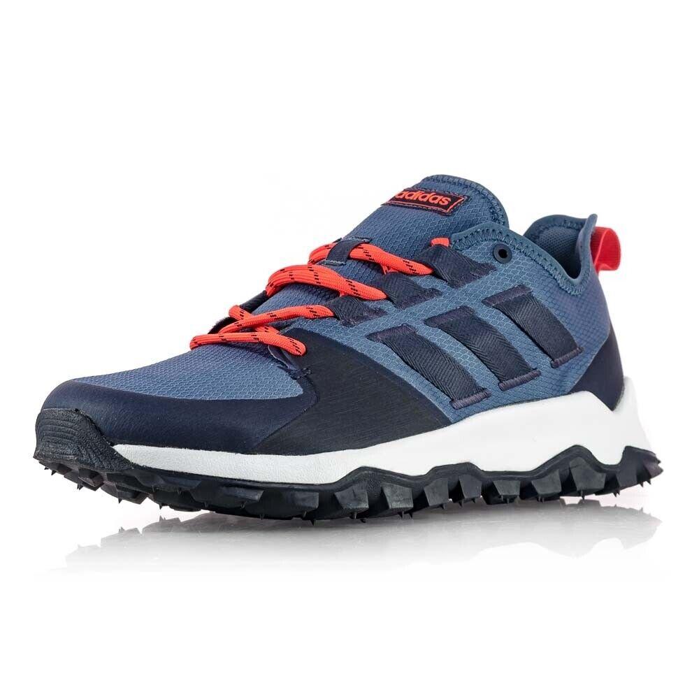 Adidas Hombres Zapatillas Kanadia Trail entrenamiento Cloudfoam Traxion F36061