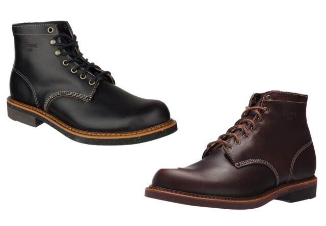 7870583b939 Thorogood Men's 1892 Beloit Boot Black Brown CXL Leather Boot  814-6532/814-4532