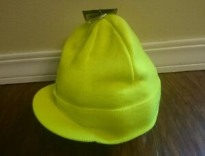 Nike Run Crew Radar Knit Hat Beanie - Bright Yellow Adult Unisex  703c8b37803