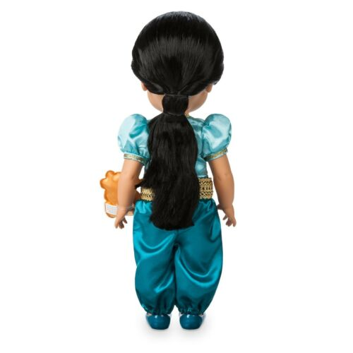Official Disney Store Jasmine Aladdin Animator Collection Doll 39cm Tall