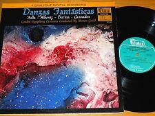 DIGITAL STEREO SPANISH DANCES LP - LONDON SYMPHONY - CHALFONT SDG 302