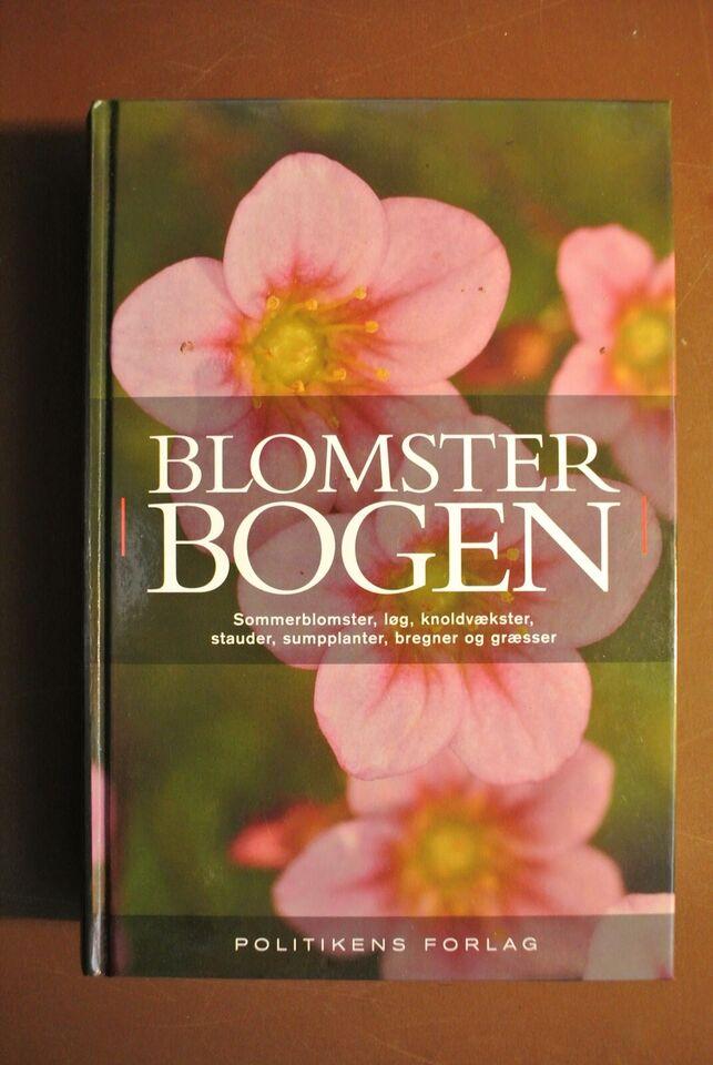 blomsterbogen, af eigil kiær. ill. af verner hancke, emne:
