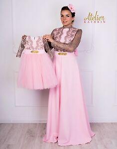 Kleid hochzeit mutter tochter