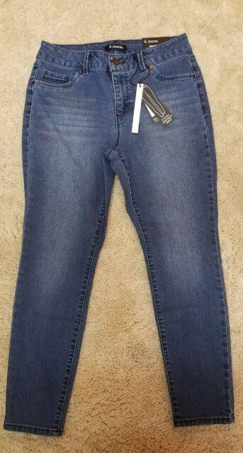 Jeans sz 8 High Waist Skinny Bootcut Modern Fit NWT Womens D