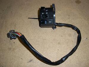 Ducati-749-999-Left-side-handlebar-switch