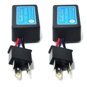 Auto-HID-Light-Error-Warning-Canceller-Car-H4-Decoder-Warning-Capacitor-2X