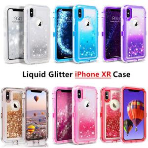 Liquid Glitter Quicksand Case