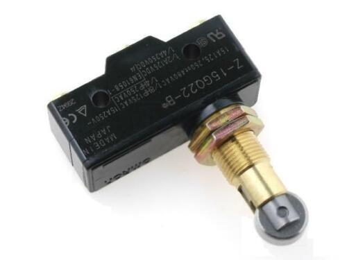 Z-15gq22-b micro interruptor snap Action con longitudinal papel permutador 15a/250vac omron