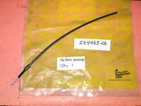 Mcculloch 224063 Cable 15-3/8 Throttle Control Mac 65sl, Eb Super Sl