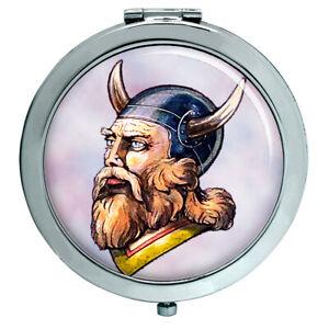 Viking-Warrior-Compact-Mirror