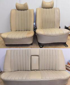 Image Is Loading Mercedes Benz W115 Original Car Seats Full Seat